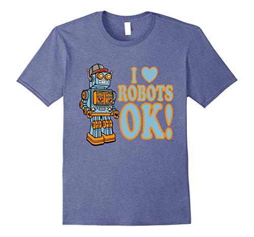 i love robots - 5