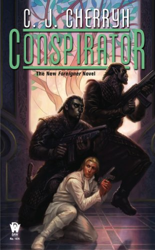 book cover of Conspirator