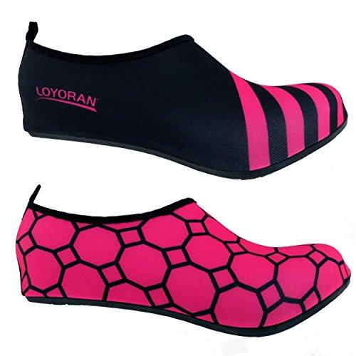BambooMN Ultraleichte dynamische flexible aktive Wassersport-Aqua-laufende Strand-Schuhe Sortiment 3