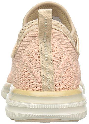 Apl: Athletic Propulsion Labs Para Mujer Techloom Phantom Running Shoe Blush / Cream