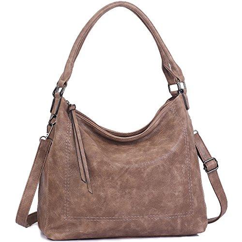 Leather Crossbody Handbag - 2