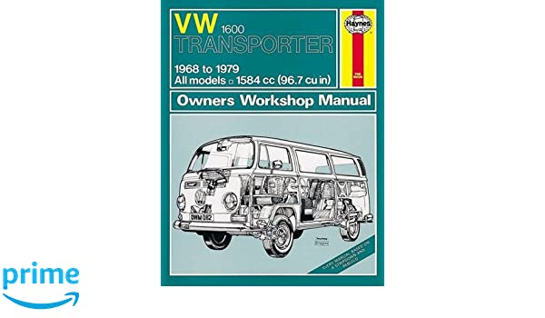 VW Transporter 1600: Amazon.es: Haynes Publishing: Libros en idiomas extranjeros
