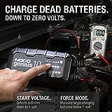NOCO GENIUS10, 10-Amp Fully-Automatic Smart