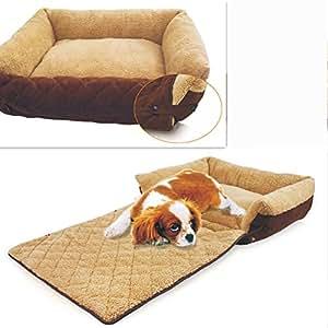 Amazon.com : Lovely Dog/Cat Bed Soft Warm Pet Beds Cushion
