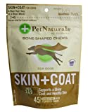Pet Naturals Skin and Coat for Dogs (45 count), My Pet Supplies