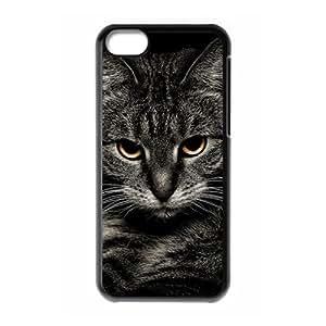 CASECOCO(TM) iphone 5c iphone 5c Case, Favorite US TV Series Criminal Minds Case for iphone 5c iphone 5c - Protective Hard Back / Black Rubber Sides