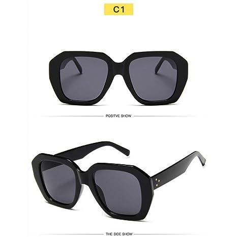 Amazon.com : YLNJYJ Gafas De Sol Feminino Diseñador De La ...