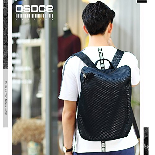 OSOCE Mesh Backpack Cool Travel Laptop Carry Backpack Super Lightweight...