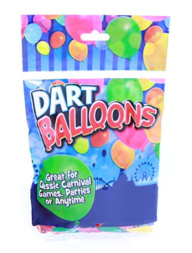 Latex Dart Balloons For Carnivals And Parties Pack Of 144 Assorted Color Balloons