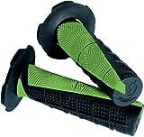 Scott Sports 217892-1043 Black/Green Duece ATV Grips by Scott Sports
