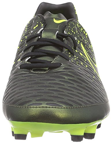 Nike Mens Magista Evil Fg Dark Lemon / Black / Volt