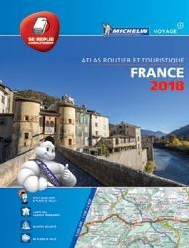 Altals France Multflex Michelin 2018 (Anglais) Couverture à spirales – 2 octobre 2017 2067225766 Karten / Stadtpläne Gazetteers & Maps) Travel & Holiday