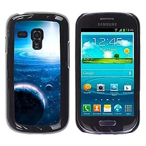 Stuss Case / Funda Carcasa protectora - The Spiral Translucence - Samsung Galaxy S3 MINI 8190