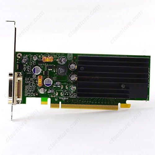 (COMPAQ 430956-001 NVIDIA QUADRO 128MB PCI ESPRESS NVS 285 VIDEO CARD DVI)