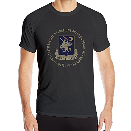 160TH Soar Men's Tshirt Sport Man Tops - Regiment Special 160th Aviation Operations