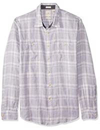 Dockers Wrinkle Twill Shirt Ls  Camisas casual para Hombre