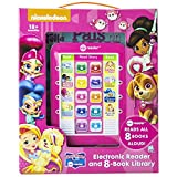 Nickelodeon PAW Patrol, Shimmer and Shine, and More!- Me Reader Electronic Reader and 8 Book Library - PI Kids