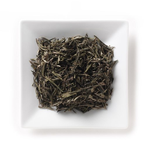 Mahamosa China Yellow Tea and Tea Filter Set: 8 oz Huangshan Huang Ya Yellow Tea, 100 Loose Leaf Tea Filters (Bundle- 2 items)(Tea ingredients: Yellow tea) by Mahamosa Gourmet Teas, Spices & Herbs