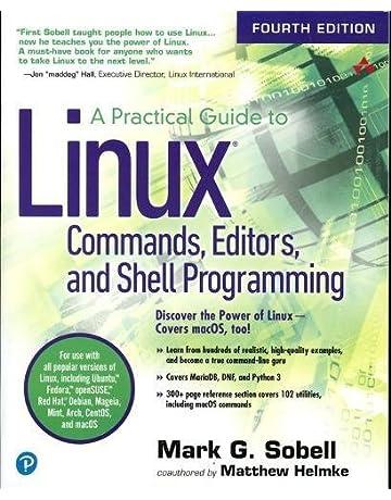 Amazon com: Programming - Linux: Books