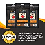 TruDog: Feed Me: Freeze Dried Raw Superfood - Real Meat Dog Food - Optimal Canine Health and Natural Longevity - All Natural - Balanced Nutrition - No Filters, No Grain - Just Add Water 14