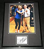 Dick Vitale Autographed Picture - Framed 11x14 Display JSA w Erin Andrews ESPN - Autographed College Photos
