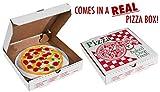 GIANT JUMBO GUMMY PIZZA in a Box (1LB)