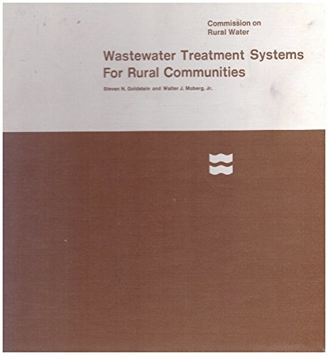 Wastewater Treatment Systems for Rural Communities