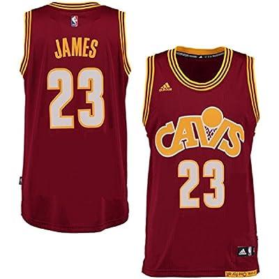 LeBron James Cleveland Cavaliers #23 NBA Youth Alternate Jersey Wine
