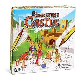 Blue Orange Games Once Upon A Castle, Brown/A