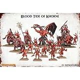 Warhammer 40,000 Blood Tide Of Khorne 15X Miniature Set