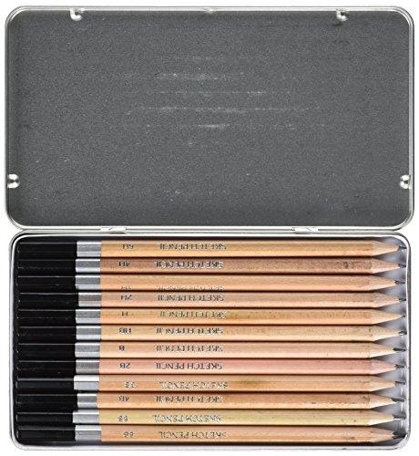 Darice Piece Sketch Pencils Set