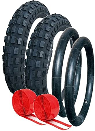 Brand New A Set of 3 Inner Tubes Suitable for Quinny Freestyle Pushchairs