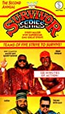 WWF: The 2nd Annual Survivor Series [VHS]