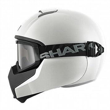 Shark Vancore Motorcycle Helmet M White (WHU)