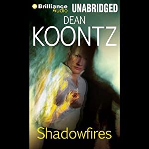 Shadowfires Audiobook