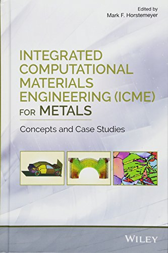 - Integrated Computational Materials Engineering (ICME) for Metals: Concepts and Case Studies