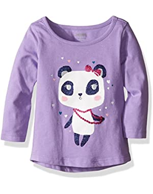 Baby Girls' Fave Animal Tee