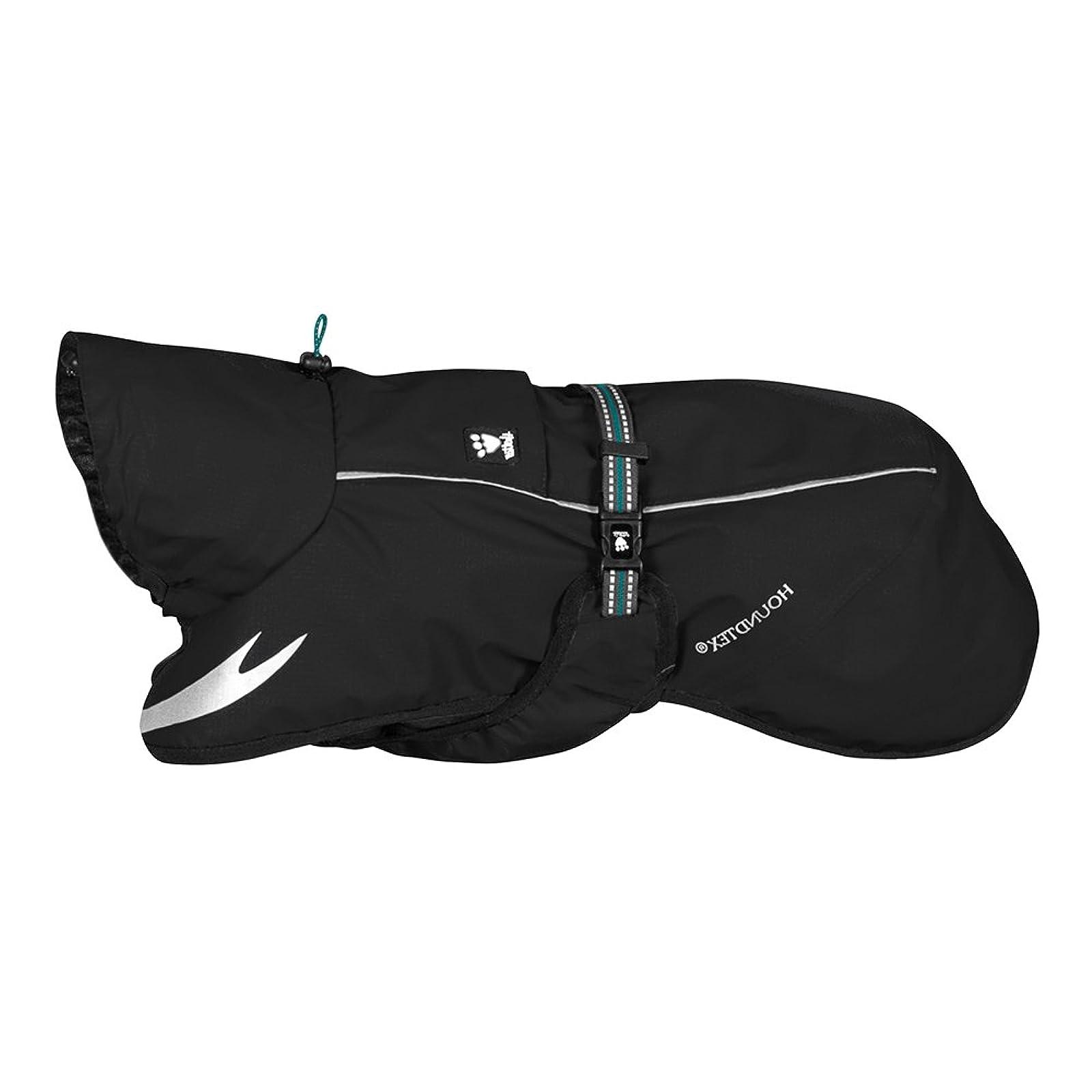 Hurtta Torrent Coat Dog Raincoat Raven 20 in HU931866 - 1