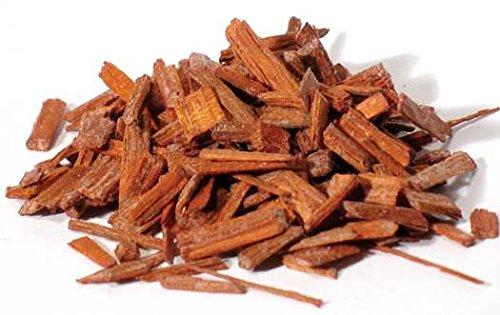 Bulk Herbs: Red Sandalwood Chips (Wild Harvested)