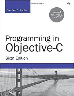 ?BETTER? Programming In Objective-C (6th Edition) (Developer's Library). empresa Privacy usuario tattoo leading estampa Solicite native