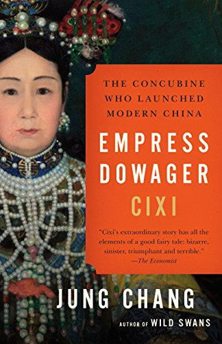 Empress Dowager Cixi: The Concubine Who Launched Modern China ()