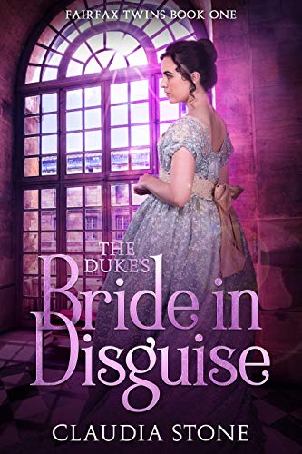 Pdf Romance The Duke's Bride in Disguise (Fairfax Twins Book 1)