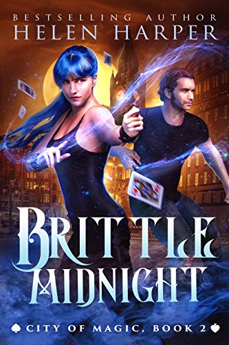 (Brittle Midnight (City of Magic Book 2))
