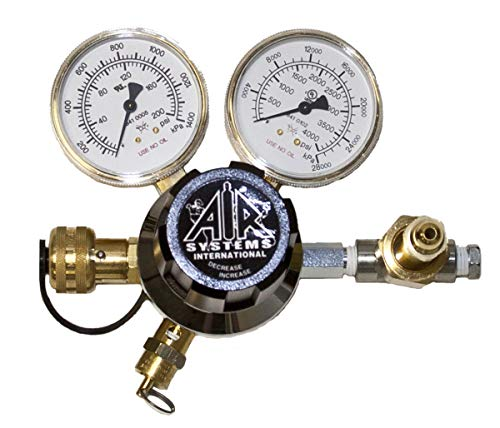 Air Systems International Breathing Air Regulator