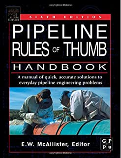 Pipeline Rules of Thumb Handbook: A Manual of Quick