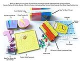 Maths Kit Combo 1b (4 hole Abacus kit)