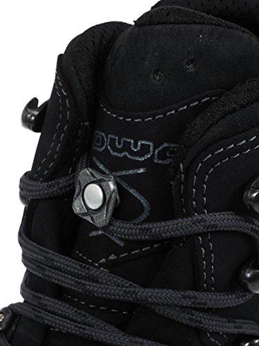 LOWA Lady II GTX - Zapatos de senderismo para mujer (talla 41), color azul marino