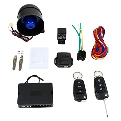 Kit de sistema de alarma para automóvil Dispositivos ...