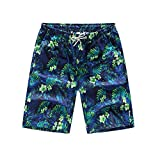 Karvnar Men's Quick Dry Beach Board Shorts Swim Trunk for Couples XL