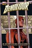 capa de Demolidor. O Demônio do Pavilhão D